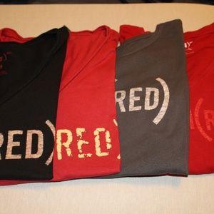 Gap Product Red T-Shirt Bundle